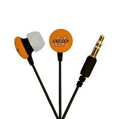 AudioSpice Ignite In-Ear Headphones - Oklahoma State University Cowboys