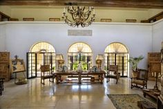 Celebrity Homes: Coco Chanel /Villa La Pausa/