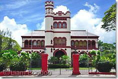 The Archbishop's House serves as the home of Trinidad and Tobago's very esteemed Roman Catholic Archbishop of the Diocese and stands in Port of Spain, across from the Queen's Park Savannah. An especially beautiful landmark, the Archbishop's House is actually part of a group of historical buildings named the 'Magnificent Seven'. Ever since it was completed in 1904, the country's archbishops have occupied this building