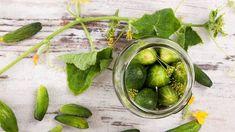 Pickles, Sprouts, Cucumber, Vegetables, Steak, Food, Essen, Vegetable Recipes, Steaks