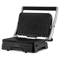 Cuisinart Griddler Grill and Panini Press - Stainless Steel GR-11 : Target