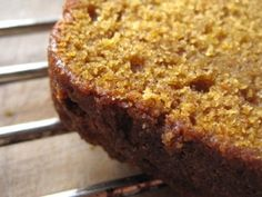Healthy No Fat Pumpkin Bread -- finally a pumpkin bread recipe without all that oil!