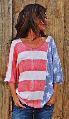 'Merica Sweater-