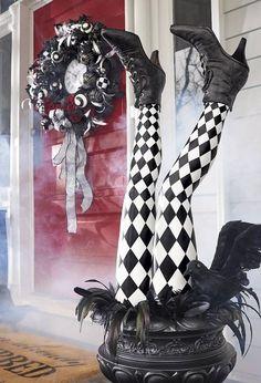 Curious Sofa's Halloween Displays Halloween, Décoration