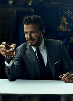 WATCH: David Beckham in new HAIG CLUB ad, directed by Guy Ritchie #whataman http://www.quelhomme.com/#!video-david-beckham-ad/c1x3q