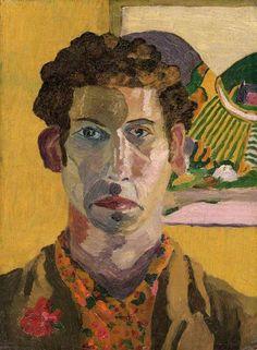 Sir Cedric Lockwood Morris (1889-1982) was een Britse kunstenaar, tekenleraar. Als kunstenaar is hij vooral bekend om zijn portretten, bloem schilderijen en landschappen.