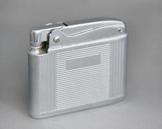 Ronson Adonis petrol cigarette lighter, c1950s Untested