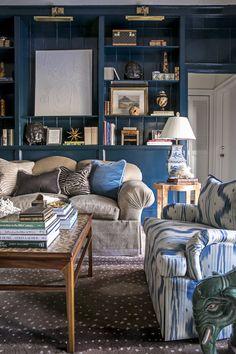 Elements of Style Blog | Inspired By: Allison Allen's Home | http://www.elementsofstyleblog.com