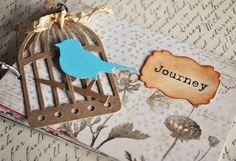 Gratitude Journal Affirmation Journal Vision Board Journey Birds Butterflies on Etsy, $30.00