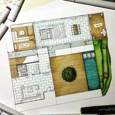 ✍ 1st FL Furniture Layout Plan + Outdoor Area  #mountain #drive #private #house #floorplan #interiorsketch #interiordesign #architecture #plan #arquitetapage #archsketcher #arquisemteta #papodearquiteto #iarchitectures #architect_need #arch_more #archihub #sketchbookpro #archilovers #ar_sketch #arqsketch #archsketch #flarchitect #archilovers #arq_sketch #s2arquitetura #bestsketch #creativempire #copic  #tamasketch #tamainteriordesign
