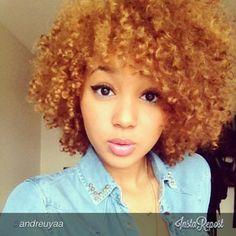 She's beautiful, looks like a doll.