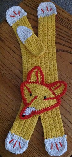 Ravelry: wilmaelee's Roxy Foxy  Made using Fox crochet pattern by Zabelina for…