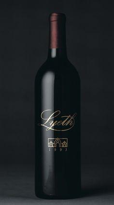 Wine Bottle Design, Wine Design, Label Design, Bottle Labels, Wine Labels, Fess Parker, Stags Leap, Chalk Hill, Wine Time
