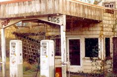 abandoned gas stations in Oregon - Google Search