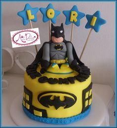 Cakes Batman