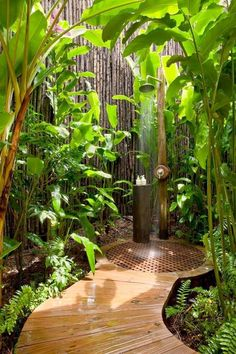 Garden Shower Screening - Ideas for the Outdoor Shower Wanted? - Garden Shower Screening – Ideas for the Outdoor Shower Wanted?
