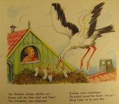Bilderbuch - Lilo und ihr Eselein 50iger
