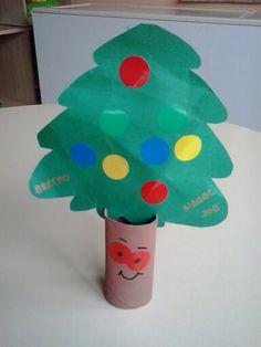 Árbore de Nadal.