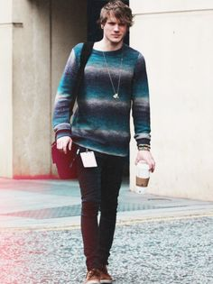 Dougie Poynter ♥ this man makes any sweater attractive
