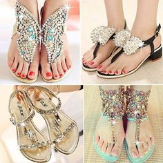 fashion women sandals #womenfashion #sexyshoes #sandals #TidebuyReviews