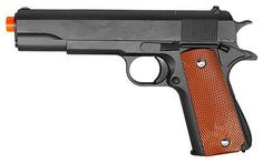 cool G13 Galaxy Airsoft Spring Action Pistol M1911 Colt 1911 Metal Gun 350FPS M9 Blk - For Sale Check more at http://shipperscentral.com/wp/product/g13-galaxy-airsoft-spring-action-pistol-m1911-colt-1911-metal-gun-350fps-m9-blk-for-sale/