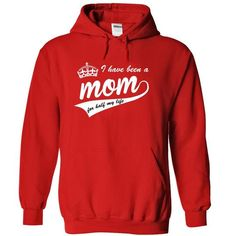 I have been a mom for half my life T-Shirts, Hoodies, Sweatshirts, Tee Shirts (37$ ==► Shopping Now!)