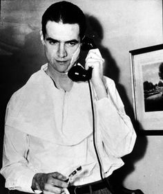 Howard Hughes after the crash Howard Hughes, Rich Boy, Renaissance Men, Hollywood, Aviation, Shaving Cream, Academy Awards, Albert Einstein, Diaries