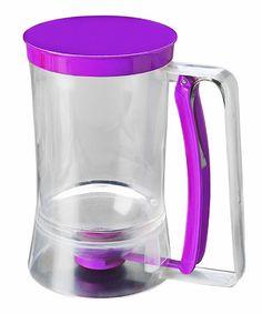 Another great find on #zulily! Purple Batter Dispenser #zulilyfinds