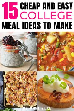 easy college meals 2020 First Apartment Tips, First Apartment Essentials, Apartment Checklist, First Apartment Decorating, Dorm Essentials, Apartment Ideas, Easy College Meals, College Snacks, Fast Easy Meals