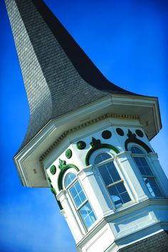 Constructed in 1895, the Twin Spires of Churchill Downs were the creation of a 24-year-old draftsman, Joseph Dominic Baldez.