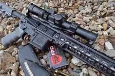 Burris XTRII 1.5x-8x-34mm Fast Fire III Combo 34mm Tube Review