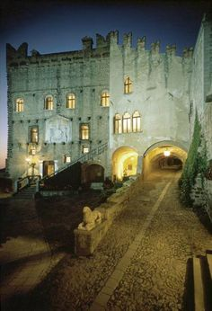 The castle, Monselice