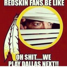 Redskins Suck
