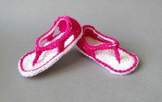 Crochet baby sandalscrochet baby shoescrochet by Amaiahandmade