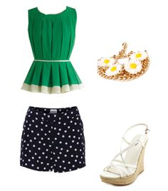 2014 Spring Break Trends: Outfit inspired by Lauren Conrad