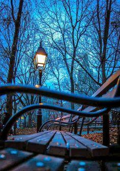 *Washington Square Village* New York City, New York #NYC #Photography #dusk