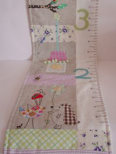 something like this for my Siena . Inspiration by Roxy Creations: Growth chart for Sienna