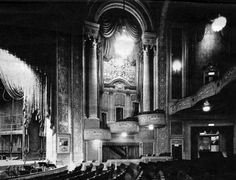 MARCH 8, 1975: The Albee Theater, even its detractors will admit, is acoustically superb and no obstructing pillars block the audience's view.