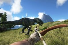 ARK Survival Evolved. Trailer de lanzamiento.