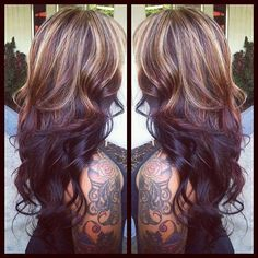 If my hair ever gets this long, beat believe I'll do this
