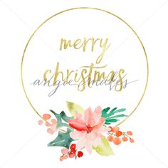 Lovely Merry Christm