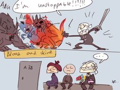 The Witcher 3, doodles 75 by Ayej on DeviantArt