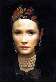 Yuqi Wang (Chinese / American, b. 1958)  (detail).
