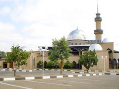مسجد النور في غابورون جنوب أفريقيا An Nur Masjid In Gaborone South Africa Gaborone Masjid Islamic Architecture