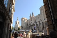 Avignon sans le pont