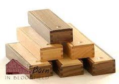 Resultado de imagem para wooden pencil case