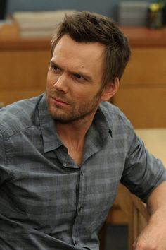 Community ... and of course there's Joel McHale. Win.
