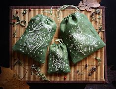bags for herbs