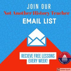 Want free history lessons? Join the Not Another History Club Today! Every lesson I post for free is in one place with a password. FREE!!! ‍#hsgovchat #sschat #historyteacher#notanotherhistoryteacher #sschat #hsgovchat #historyteacher #iteachhighschool