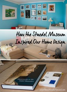 How the Staedel Museum in Frankfurt, Germany Inspired Our Home Design • Germany Travel